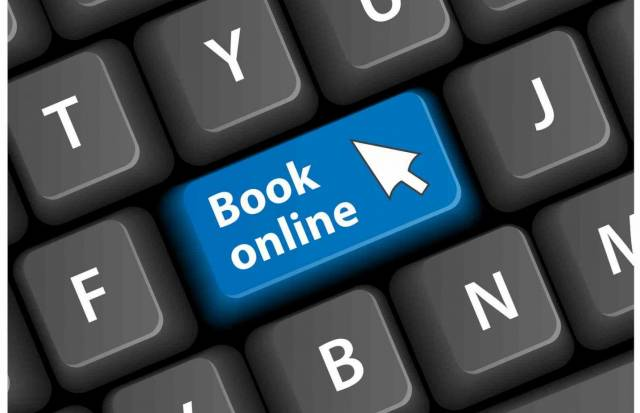 Online Booking for 2019 IS LIVE!!!